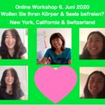 意識の解放ワークショップ開催の報告・感想 2020年&2019年3、5、6、7、8月