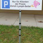 Parkplatz-Info