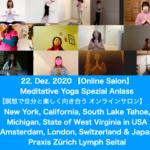 Online Meditative Yoga (Yin Yoga)