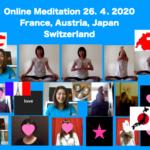 意識医学瞑想会開催と報告:まさよのメルマガ読者様限定参加無料